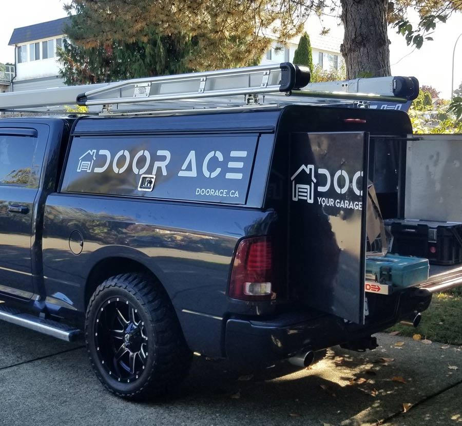 Door ace's Garage Door Services in Commercial Port Moody area