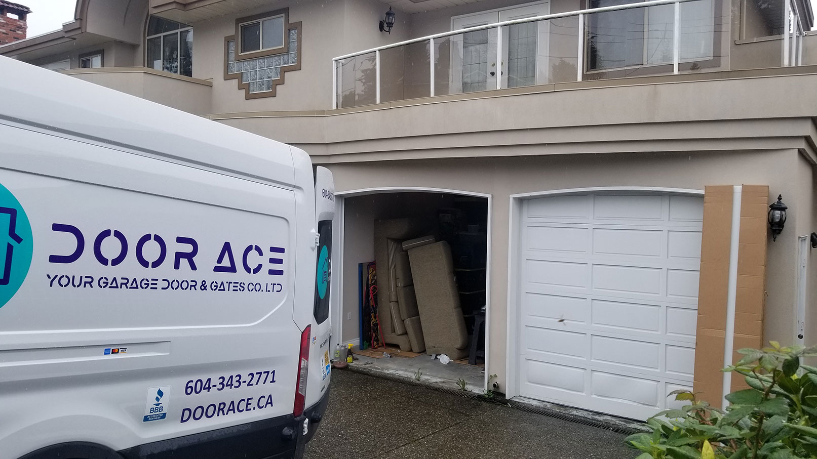 1. Garage Door Repair Home before
