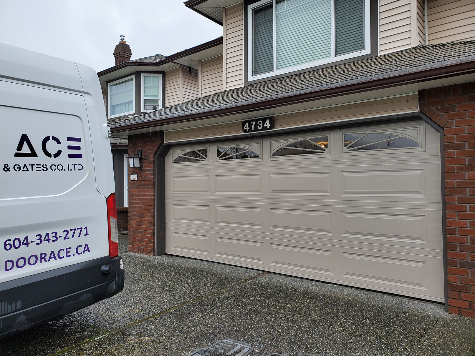 2. Doorace Residential Garage Door Repair After