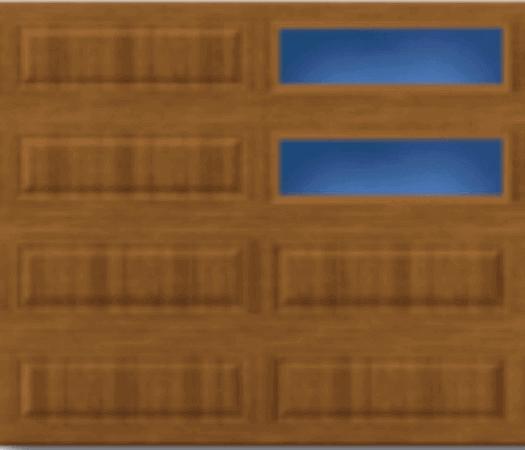 mosaic window option residential door